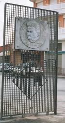 Monument al mestre Serrat. Autor: Aitor Fernández