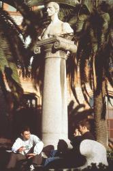 Monument a Bartomeu Amat. Autor: Frank Gómez