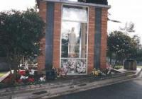 Monument a les víctimes de les rierades. Autor: Foto Mateo