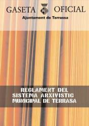 Accés al Reglament de l'Arxiu Municipal de Terrassa en pdf.